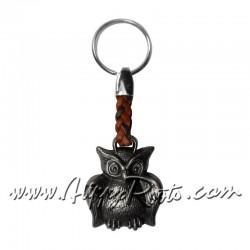 Porta-chaves Coruja