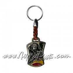 Porta-chaves Bob Marley