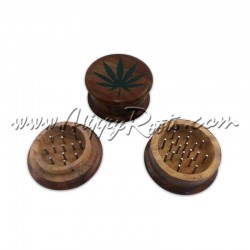 Grinder Madeira Cannabis