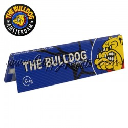 Mortalhas Bulldog Amsterdam King Size Blue