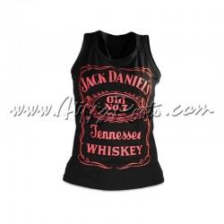 Manga Cava Jack Daniels Mulher