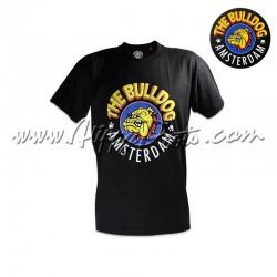 T-shirt Bulldog Amsterdam Homem