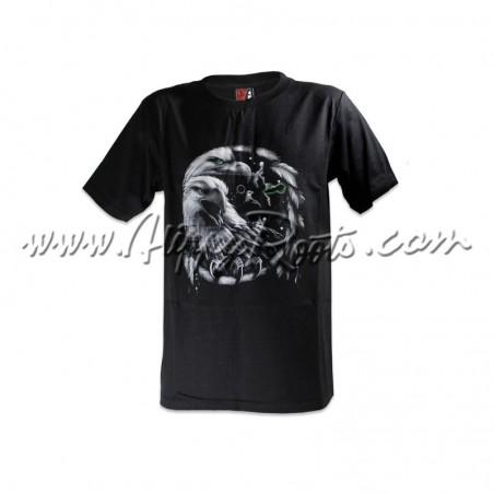 T-shirt Brilha No Escuro Águia