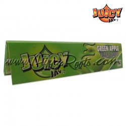 Mortalhas Sabor Juicy Jays King Size Maca Verde