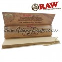 Mortalhas RAW Connoisseur King Size e Filtros