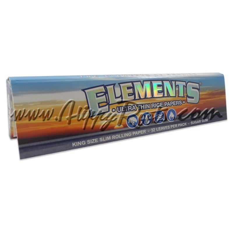 Mortalhas Elements King Size Slim