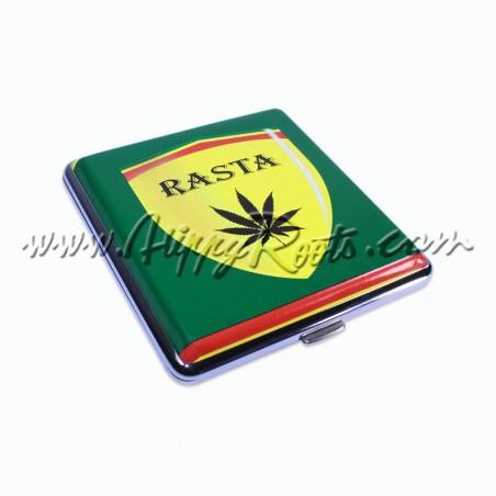 Cigarreira Cannabis Rasta