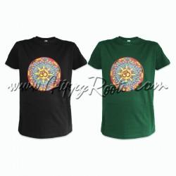 T-shirt Om Mandala