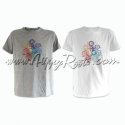 T-shirt Om 7 Chacras
