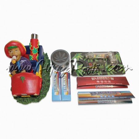 Kit Headshop Rasta 2