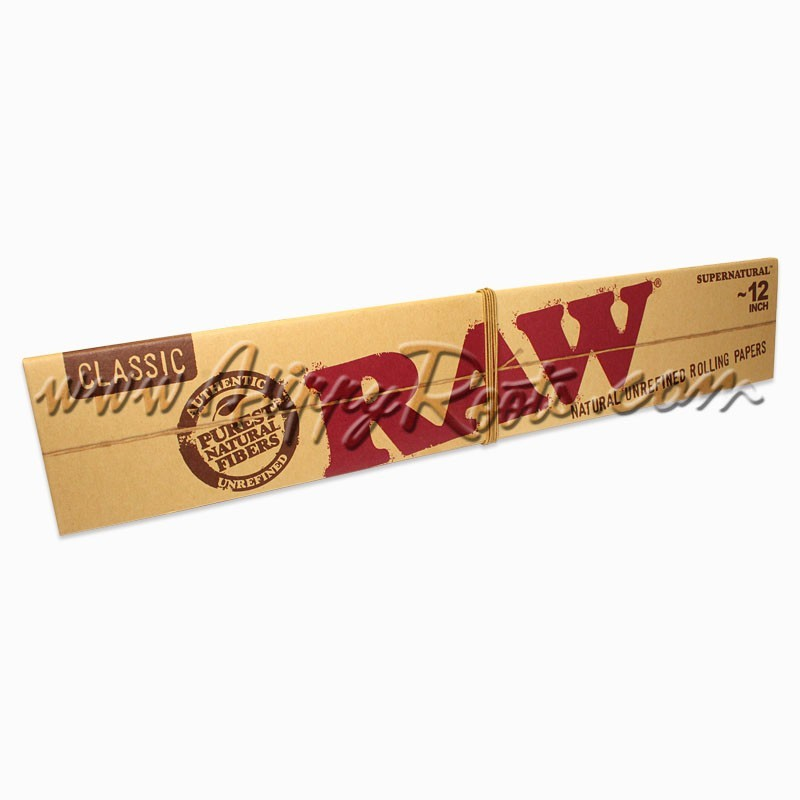 Mortalhas Raw® Classic Extra Longo 28 cm