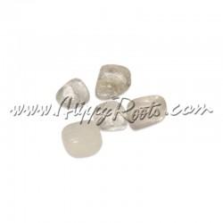 Pedra Cristal Quartzo Rolada
