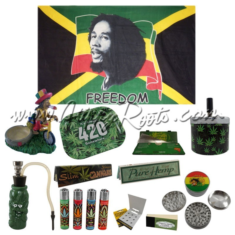 Kit Headshop Cannabis 3