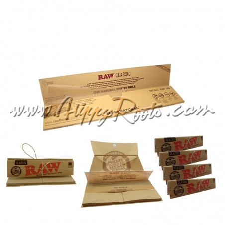 Kit Headshop Raw