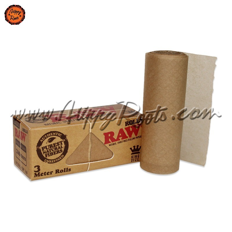 Mortalhas Rolo Raw King Size