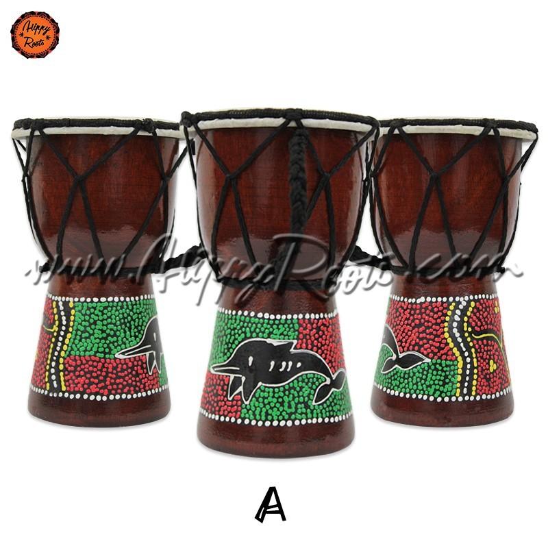 Djembe Tradicional Africano 15 cm