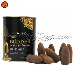 Incenso Cones Refluxo Goloka The Buddha