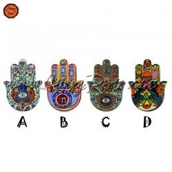 Ímanes Decorativos Hamsa Mão de Fátima