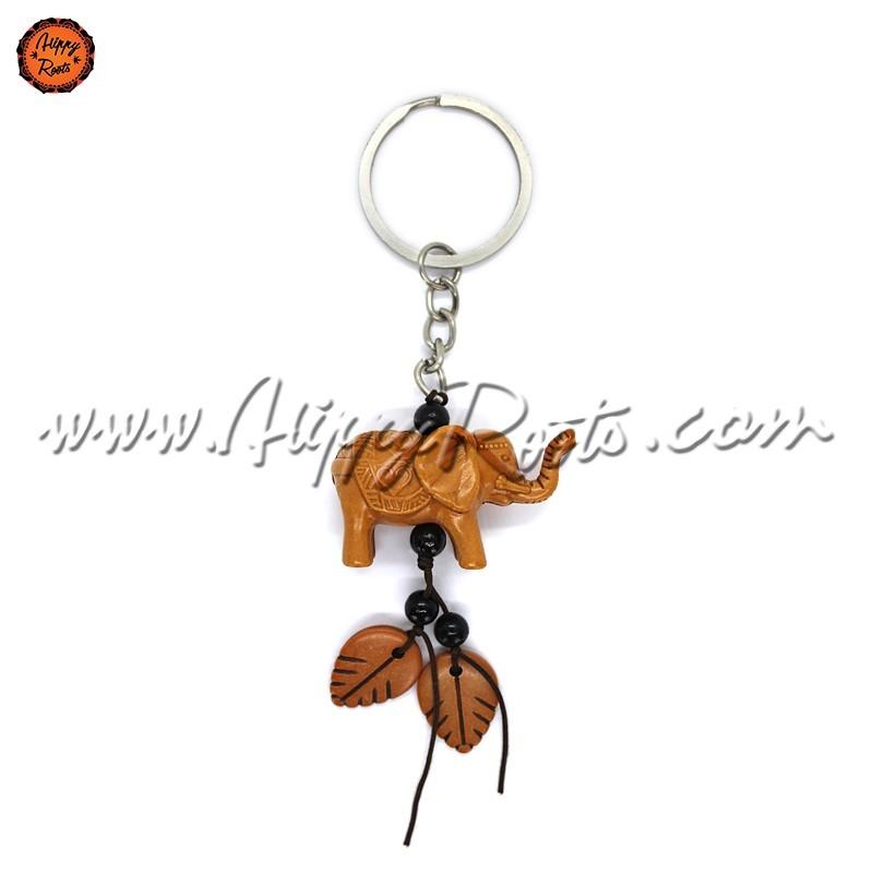 Porta-chaves Artesanal Elefante