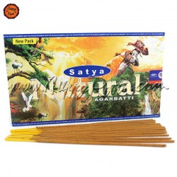 Caixa Incenso Satya Natural
