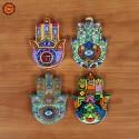 Imanes Decorativos Hamsa Mao de Fatima