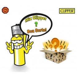 Isqueiros Clipper Mix Surpresa