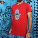 T-shirt Hamsa Arvore da Vida