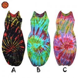 Macacão Hippie Tie Dye