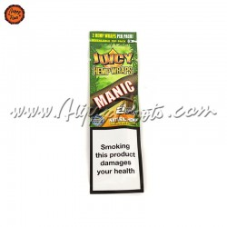 Juicy Hemp Blunts Manic
