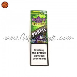 Juicy Hemp Blunts Purple