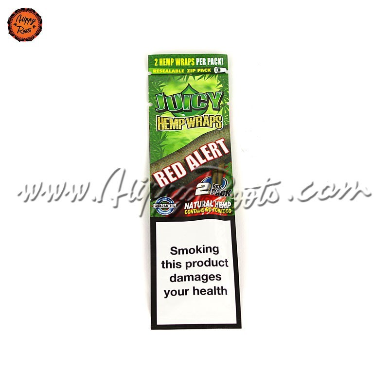 Juicy Hemp Blunts Red Alert