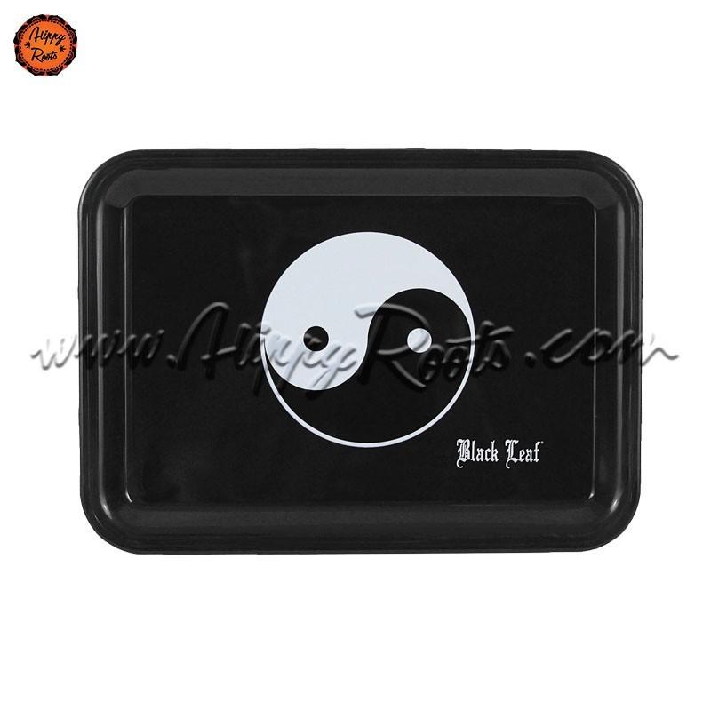 Tabuleiro Black Leaf Ying Yang