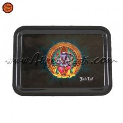 Tabuleiro Black Leaf Ganesha
