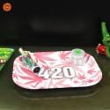Tabuleiro V-Syndicate Pequeno 420 Pink