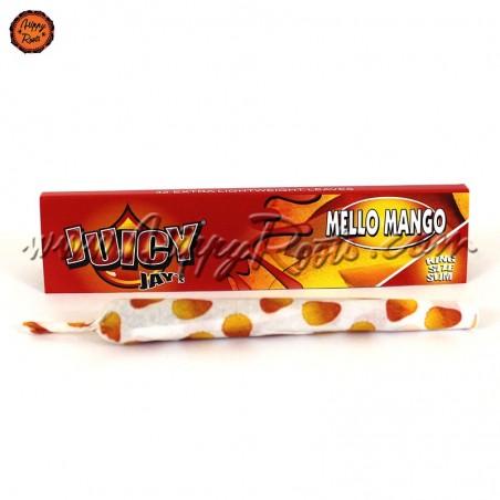 Mortalhas Sabor Juicy Jays King Size Mello Mango