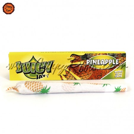 Mortalhas Sabor Juicy Jays King Size Ananás