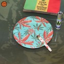 Cinzeiro Metal Cannabis