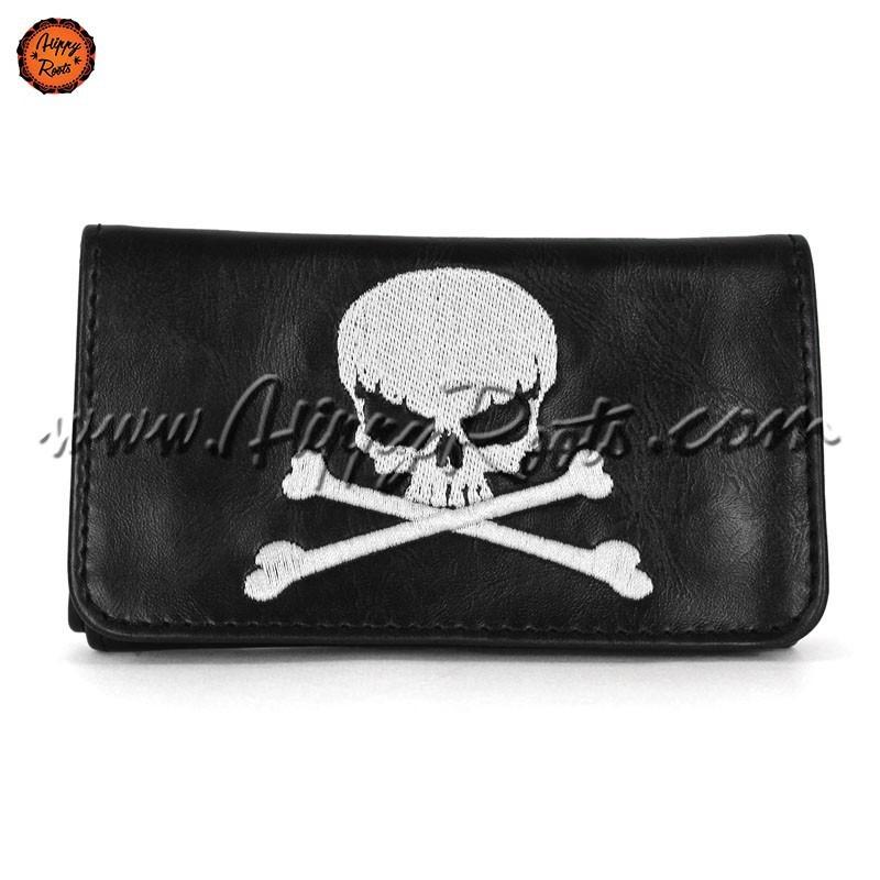 Bolsa Tabaco La Siesta Caveira Pirata
