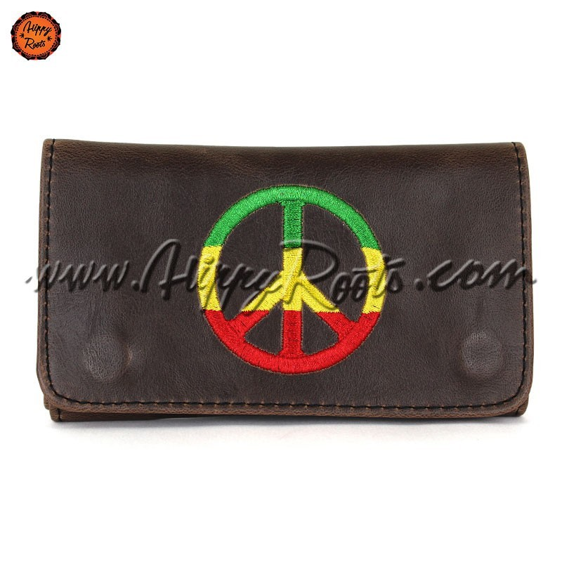 Bolsa Tabaco La Siesta Paz Rasta
