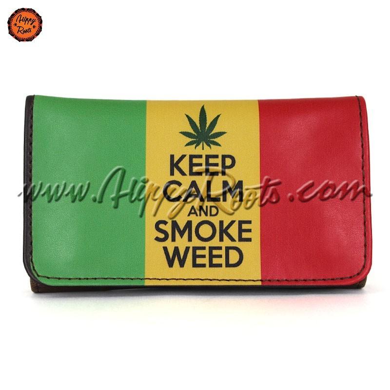 Bolsa Tabaco La Siesta Keep Calm