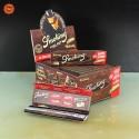 Caixa Mortalhas Smoking Brown King Size e Filtros