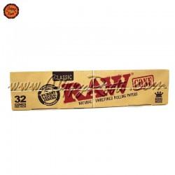 Cone Raw Classic King Size 32 Uni.