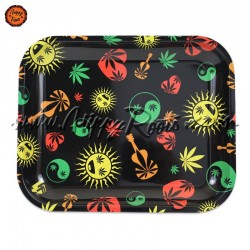 Tabuleiro Fire Flow Grande Weed Shapes