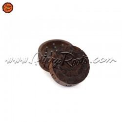 Grinder Madeira Pau-Rosa Leaf 2 Pt