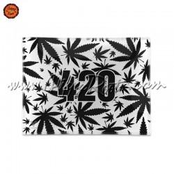Tabuleiro V-Syndicate Vidro Pequeno 420 Black & White