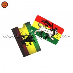 Grinder Card V- Syndicate Rasta Lion
