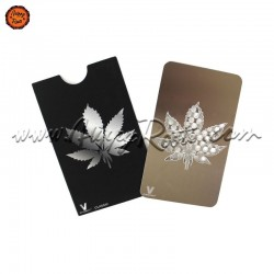 Grinder Card V- Syndicate Card Leaf
