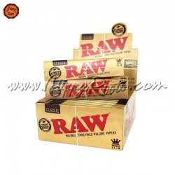 Caixa Mortalhas RAW King Size Slim