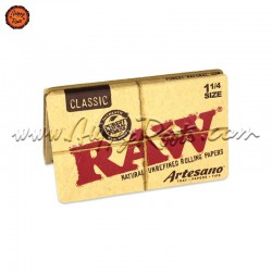Mortalhas Raw Artesano 1 1/4