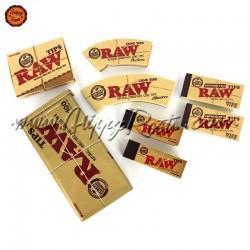 Kit Filtros Raw